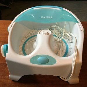 Homedics Bubble Spa Foot Bath with Heat